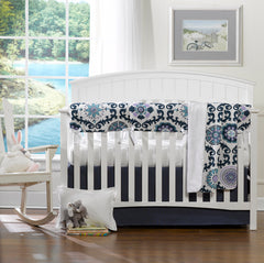 Rosa Berries Gender Neutral Crib Bedding