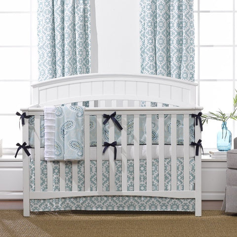 Aztec Crib Bedding