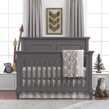 Buck Woodland 3 pc Bumperless Crib Bedding