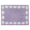 Lorena Canals Clouds Purple Rug