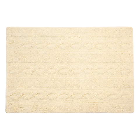 Lorena Canals Braids Vanilla - Small Rug