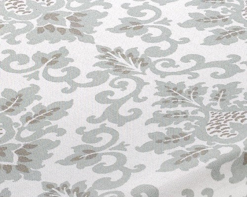 Cecelia (Taupe and Seafoam) Window Treatments - liz-and-roo-fine-baby-bedding.myshopify.com