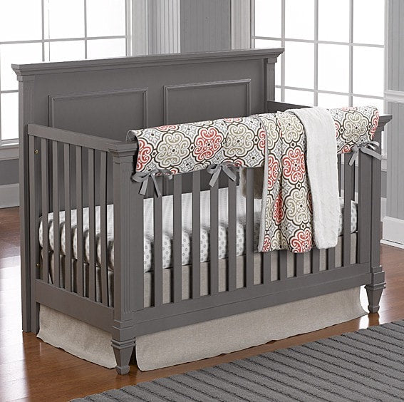 Coral Crib Bedding Boy Nursery Bedding Girl Nursery