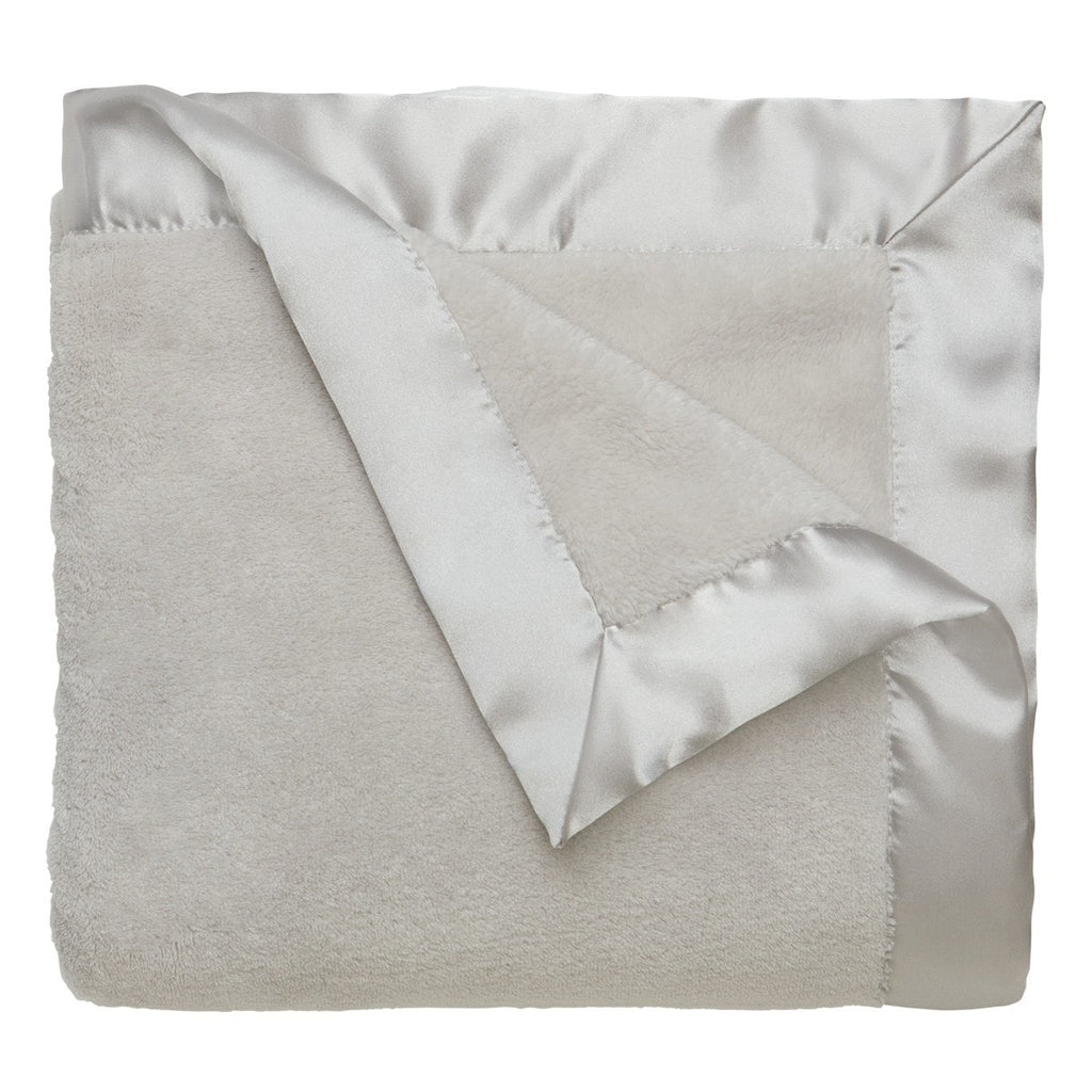 Microfiber Blanket - Gray - liz-and-roo-fine-baby-bedding.myshopify.com - 1