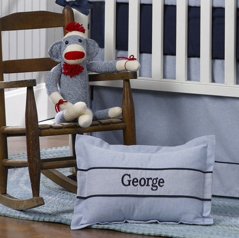 Elephant Baby Bedding Gray Baby Bedding Baby Sham