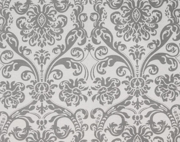 Madison (Gray) Window Treatments - liz-and-roo-fine-baby-bedding.myshopify.com - 1