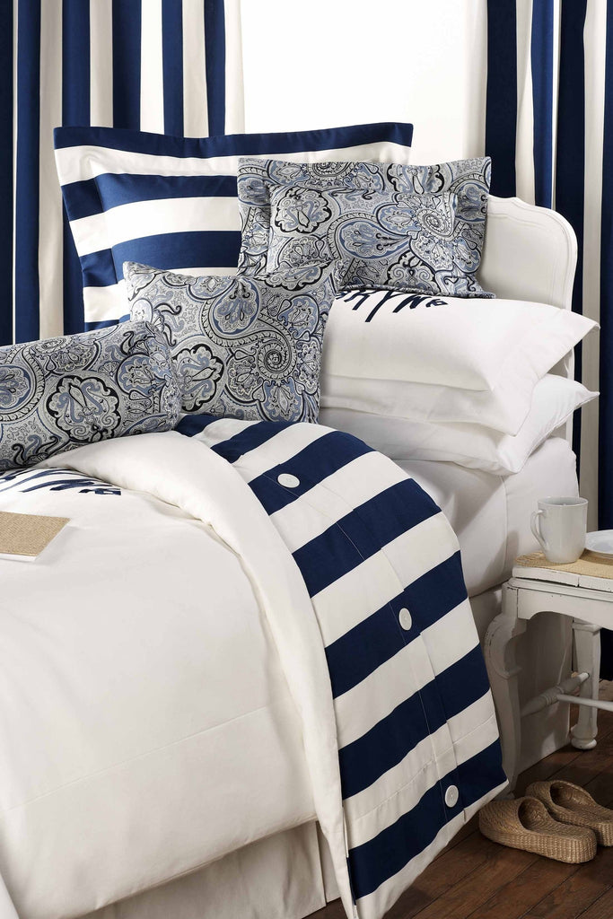 Nautical Twin Duvet Set - liz-and-roo-fine-baby-bedding.myshopify.com
