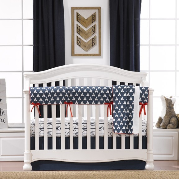 Mix and Match Woodland Baby Bedding