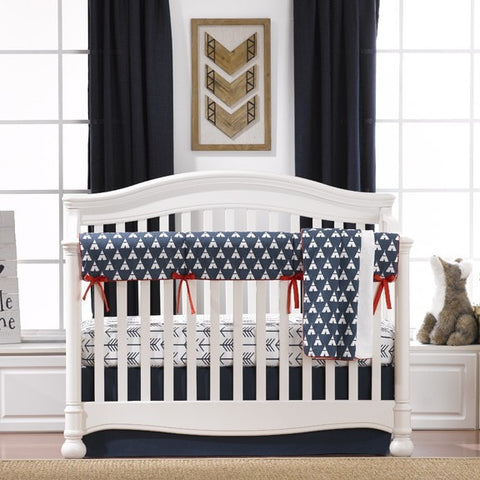 Woodland Baby Bedding | Mix and Match