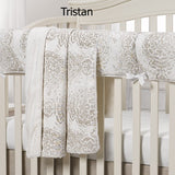 Mix and Match Neutral Crib Bedding - liz-and-roo-fine-baby-bedding.myshopify.com - 2