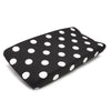 Black and White Polka Dot Changing Pad Cover