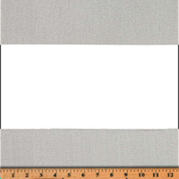 Cabana Minky Receiving Blanket (Gray) - liz-and-roo-fine-baby-bedding.myshopify.com