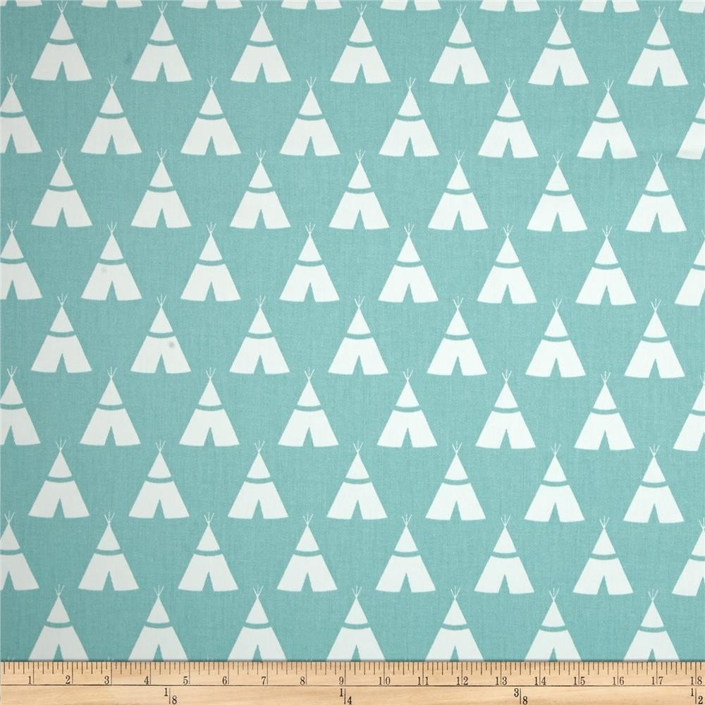 Canal Teepee Contoured Changing Pad Cover - NEW! - liz-and-roo-fine-baby-bedding.myshopify.com