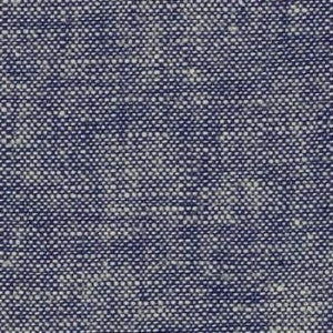 Indigo Linen Blend Fabric (Washable) - liz-and-roo-fine-baby-bedding.myshopify.com