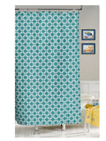 Turquoise Metro Bedding Set (Twin) - liz-and-roo-fine-baby-bedding.myshopify.com - 4