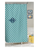Wide Turquoise Chevron Bedding Set (Twin) - liz-and-roo-fine-baby-bedding.myshopify.com - 4