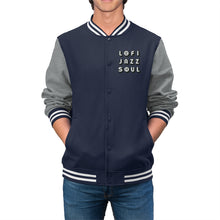 Load image into Gallery viewer, Lofijazzsoul Men's Varsity Jacket