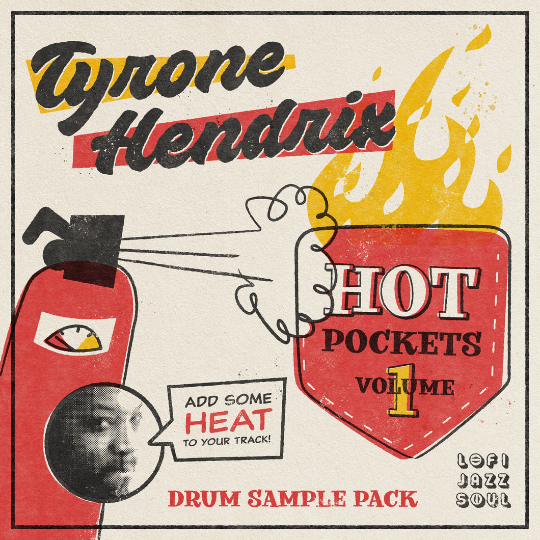 Tyrone Hendrix - Hot Pockets Vol. 1