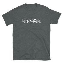 Load image into Gallery viewer, Lofijazzsoul Offset Short-Sleeve Unisex T-Shirt - lofijazzsoul