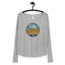 Load image into Gallery viewer, Summer Soulstice Ladies' Long Sleeve Tee - lofijazzsoul