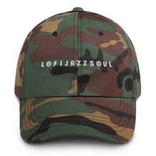 Load image into Gallery viewer, Lofijazzsoul Dad hat - lofijazzsoul