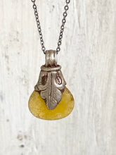 Load image into Gallery viewer, Citrine Quartz Faceted Necklace