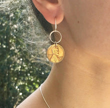 Load image into Gallery viewer, Penny Earrings