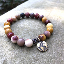 Load image into Gallery viewer, Mookaite - Essential Oil Bracelet