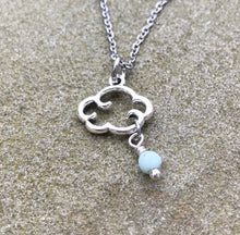 Load image into Gallery viewer, Tiny Cloud Necklace
