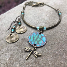 Load image into Gallery viewer, Dragonfly Necklace