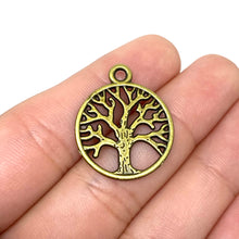 Load image into Gallery viewer, Medium Cutout Bronze Tree of Life