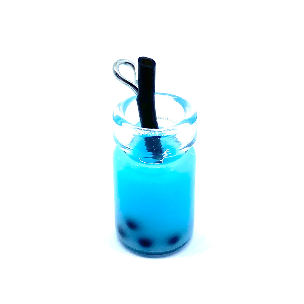 Bubble Tea Charm - multi colors