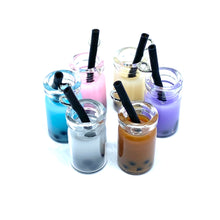 Load image into Gallery viewer, Bubble Tea Charm - multi colors