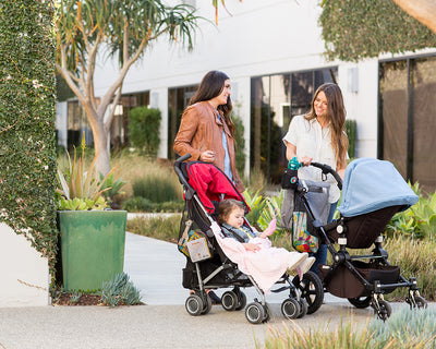 We LOVE our new STROLLER ACCESSORIES!