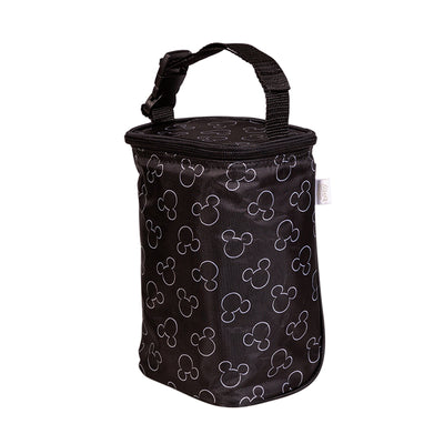 Disney Baby TwoCOOL Double Bottle Cooler, Mickey Black