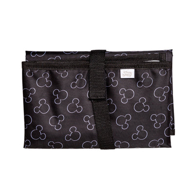 Disney Baby Full Body Changing Pad, Mickey Black