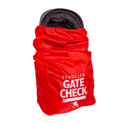 Gate Check Travel Bag for Single and Double strollers
