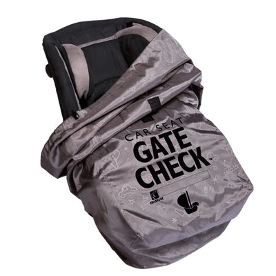 Deluxe Gate Check Travel Bag for Car Seats