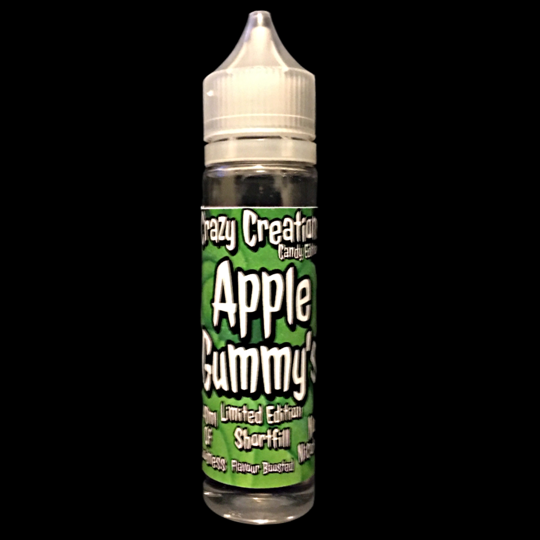 Candy Vape Juice Range -|60ml Shortfills