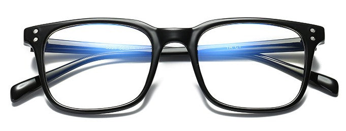 SHADES CLARK KENT CLEAR LENS READING GLASSES WITH THE BLACK