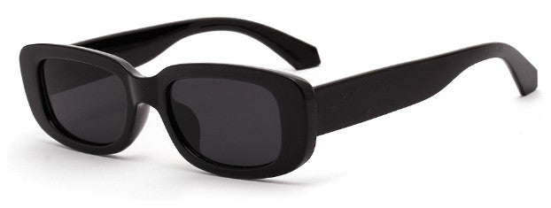 SHADES MINI CHELBY / SUNGLASSES BLACK ROUND