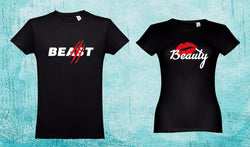 Conjunto Beauty - Beast