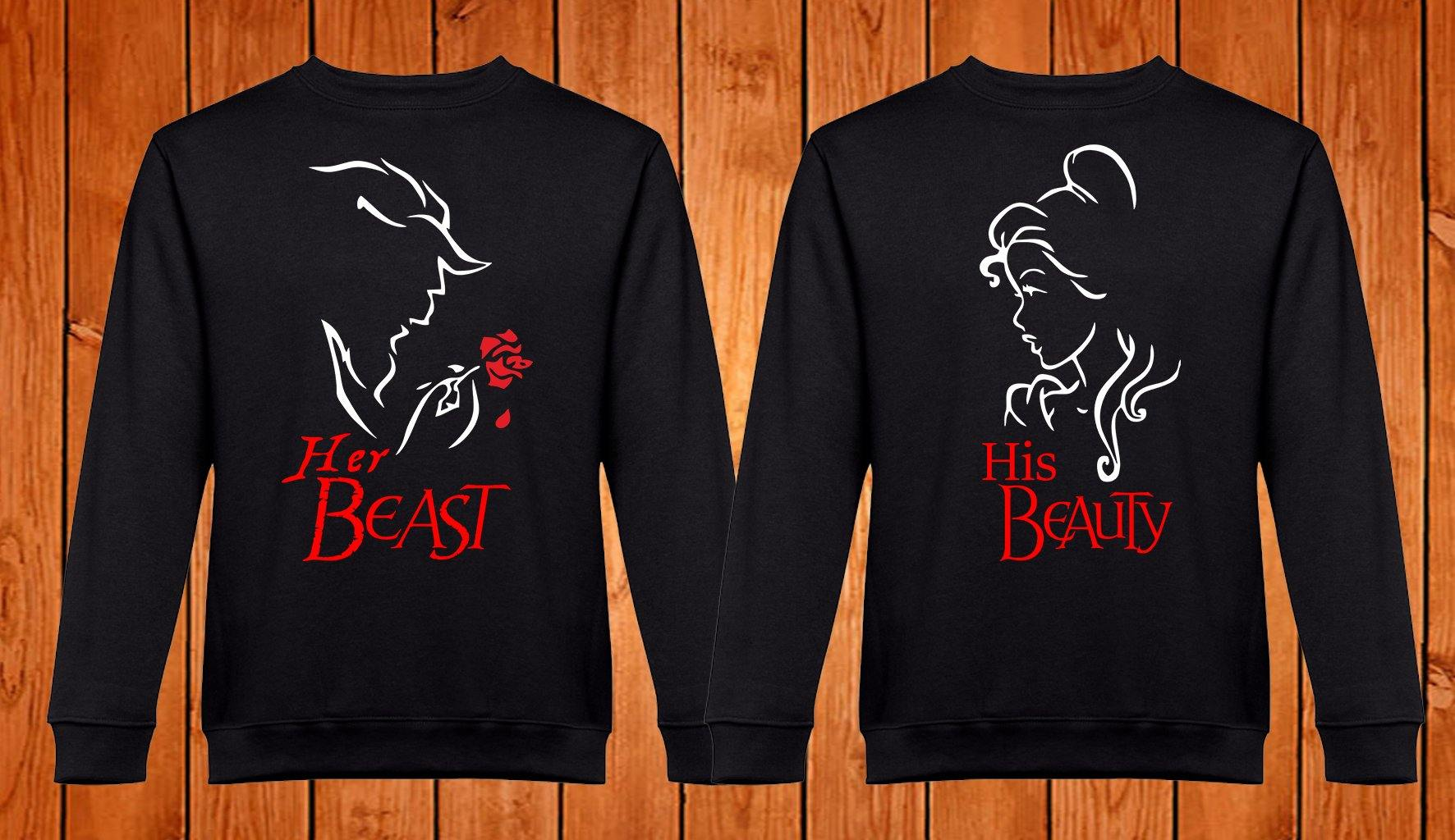 Conjunto Beauty - Beast 2