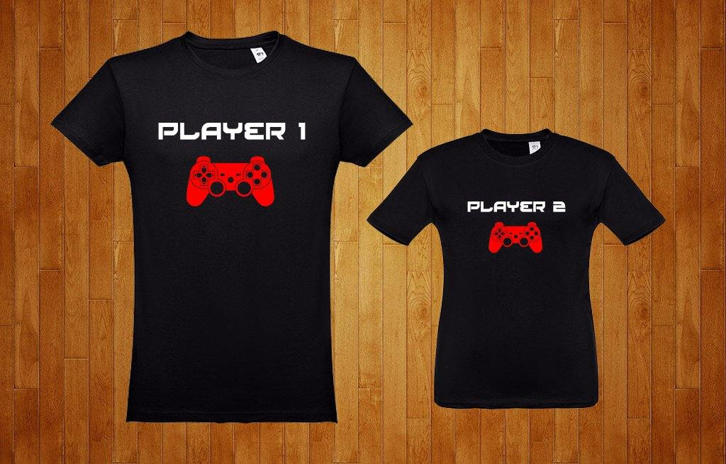 Conjunto Player 1 Player 2