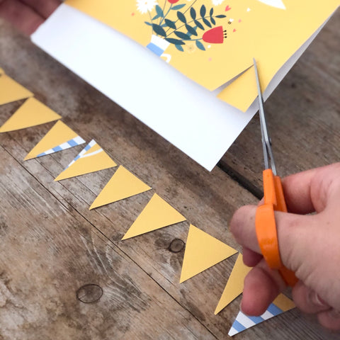 Ways to Re use your Cornish greeting card