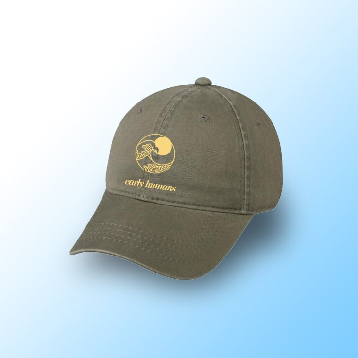 WAVE / SUN DAD HAT