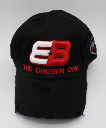 Copy of EB The Chosen One™ x FMG Dad Hat Black/Red/White - TEAM BERLANGA