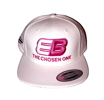 EB The Chosen One™ Breast Cancer Hat - TEAM BERLANGA