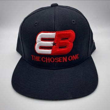 EB The Chosen One™ x FMG Snap Back Black/Red/White - TEAM BERLANGA