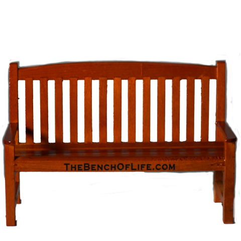 Bench of Life - Mini Bench